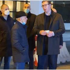 Predsednik Vučić dočekao ruske vakcine: Prijatelj se poznaje u teškim vremenima, stiglo još 100.000 doza (VIDEO)