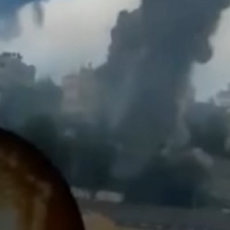 PAKLENA NOĆ NA BLISKOM ISTOKU: Opšti haos na ulicama gradova, Hamas izvršio žestoke udare, rakete dosegle sever Izraela! (VIDEO)