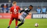 UŽIVO: Radnički Niš-Partizan 0:0