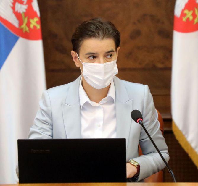 MANDATARKA BRNABIĆ IZLOŽILA EKSPOZE: Predložila članove svog kabineta i predstavila 6 ključnih ciljeva nove vlade