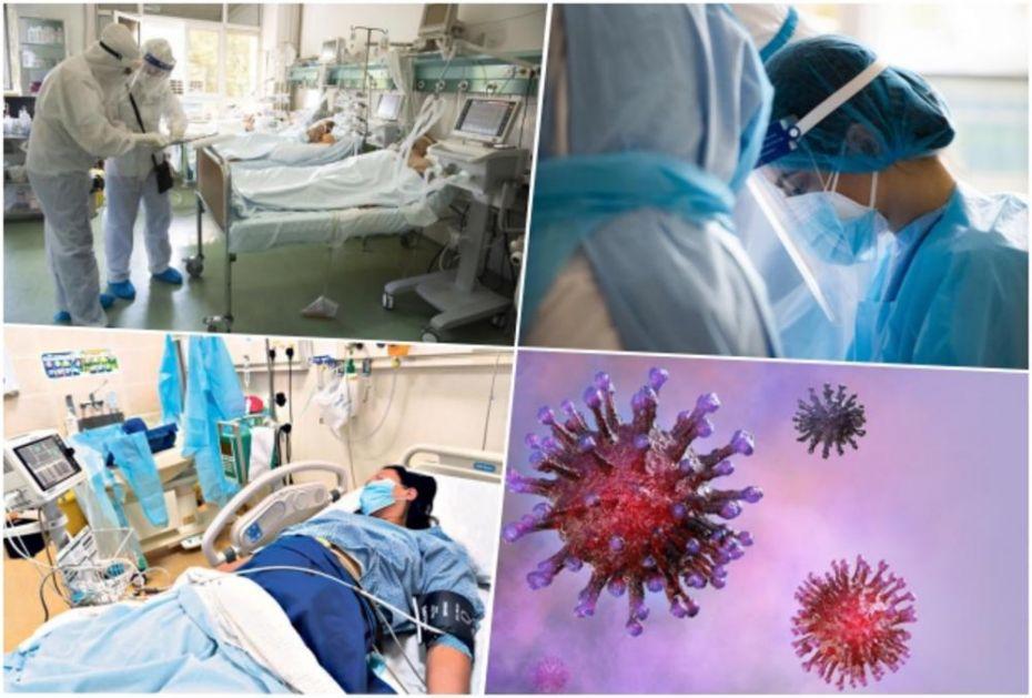 UŽIVO SVE O KORONI U SRBIJI: U Valjevu pojačan inspekcijski nadzor, u užičkoj bolnici 2 pacijenta kritično