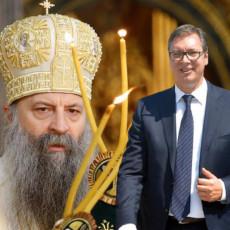 ZAVRŠENA SVEČANA AKADEMIJA: Predsedniku Srbije dodeljen orden manastira Svetog Prohora Pčinjskog (FOTO/VIDEO)