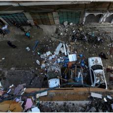 SUKOB NA BLISKOM ISTOKU NE JENJAVA: Izrael i Hamas nastavljaju da razmenjuju smrtonosne udarce, broj žrtava raste (FOTO/VIDEO)