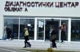 UŽIVO U Beogradskoj areni 336 pacijenata na lečenju