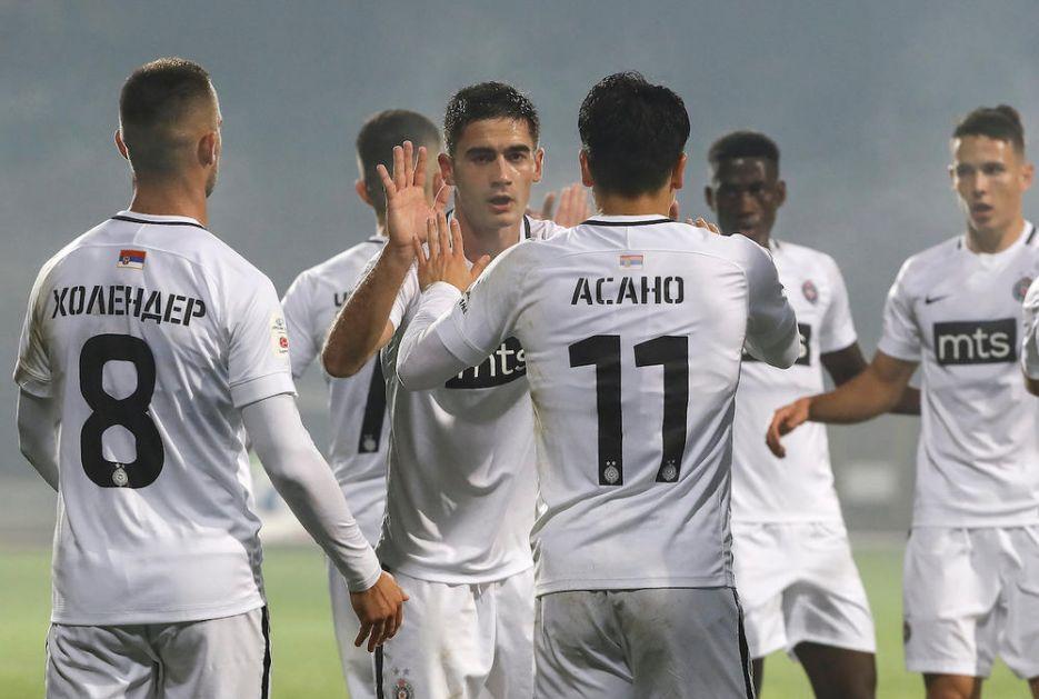 ASANO ZA ČETVRTFINALE: Partizan propuštao prilike, ali savladao Metalac VIDEO