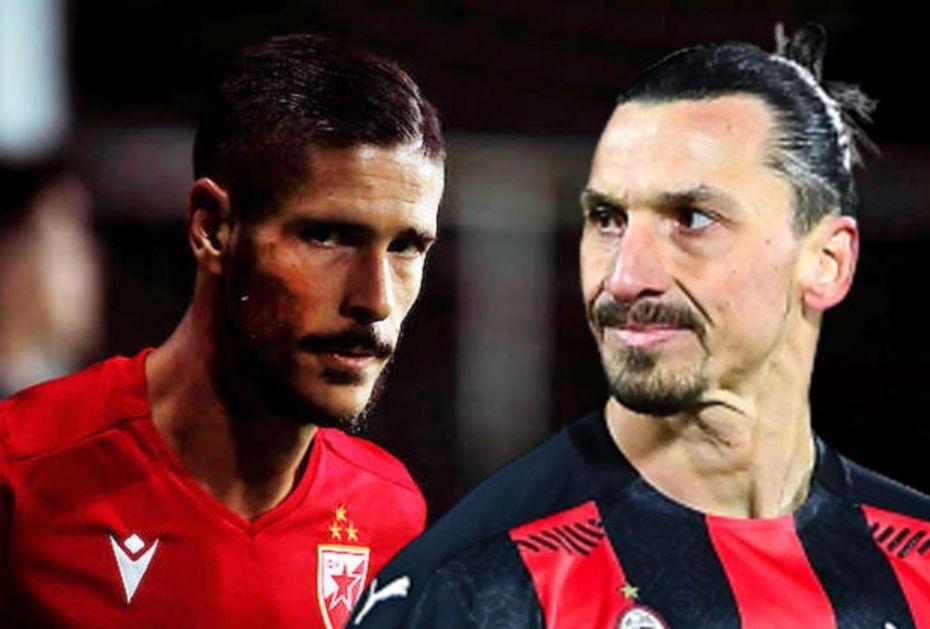 TRAGEDIJA ZVEZDE U MILANU: Crveno-beli dominirali na San Siru, ali na kraju ipak ispali iz Evrope! Gobeljić tragičar utakmice!