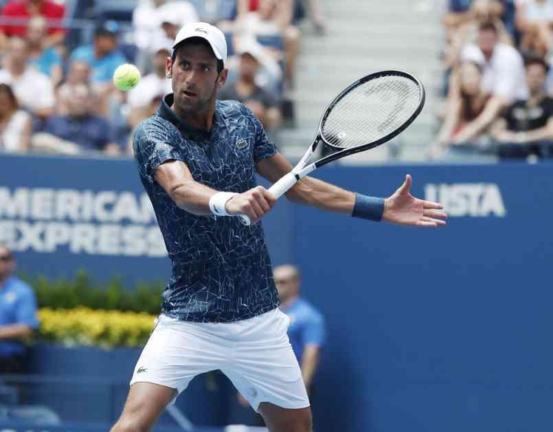 TENIS NAMUČIO ĐOKOVIĆA: Novaku trebalo tri sata da savlada Sandgrena za treće kolo US Opena! (VIDEO)