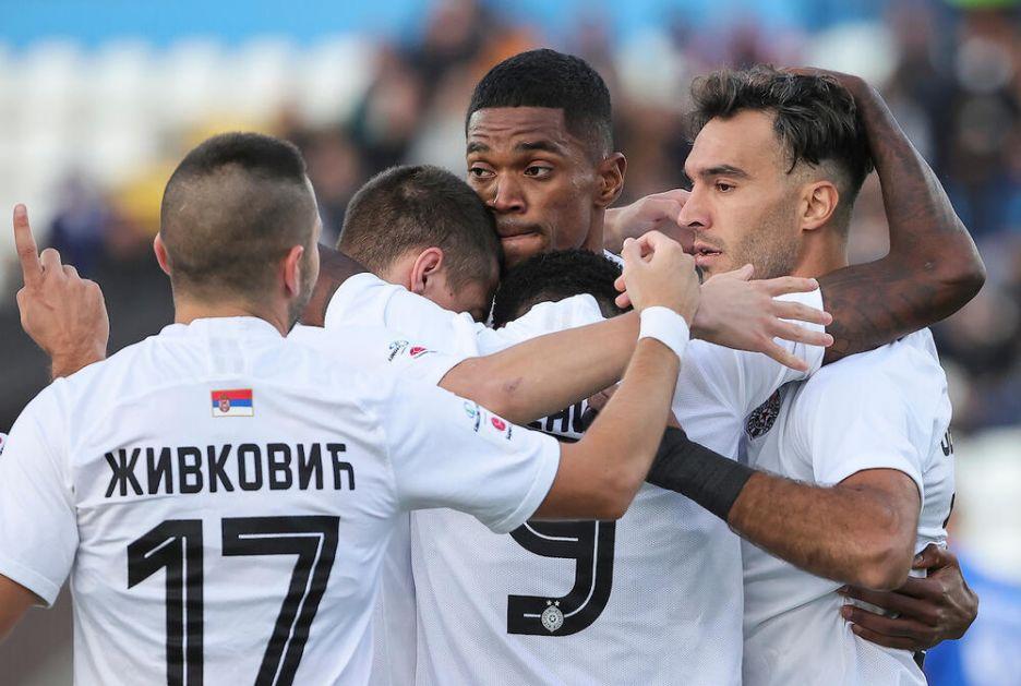 UŽIVO, VIDEO: Partizan - Spartak (20:15), crno-beli žele da protiv Subotičana nastave uspešan niz