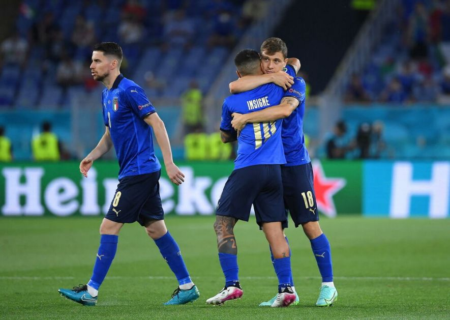 UŽIVO, VIDEO: Rasplet u grupi A! Italija i Vels za prvo mesto, Švajcarci i Turci na sve ili ništa