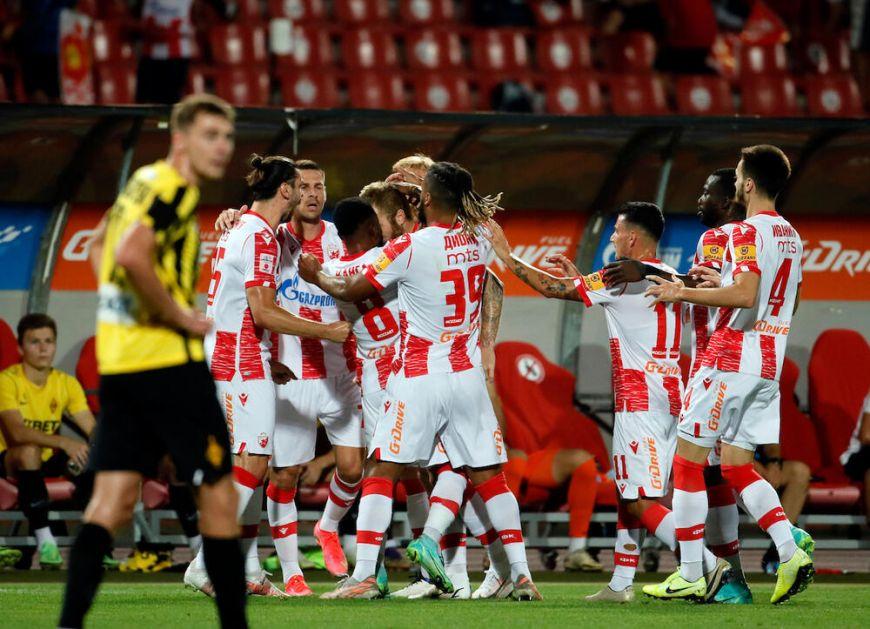 VAR ZVEZDI DONEO POBEDU PRED ŠERIF! Crveno-beli u odličnom meču došli do pobede nad Spartakom! VIDEO