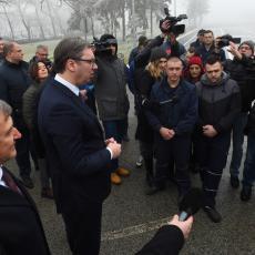 Vučić najavio još mnogo projekata u Bečeju: Otvoren novi pogon fabrike Knott Autoflex! (FOTO/VIDEO)