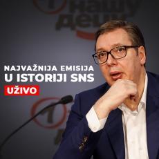 VUČIĆ U PRVOJ TEMI Prikazani jezivi snimci iz Ritopeka - predsednik poručio kriminalcima: Vi meljite ljude, ja ću vas pohapsiti