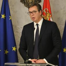 (UŽIVO) VUČIĆ IZ BRISELA: Počela neformalna večera na kojoj predsednik ŠTITI INTERESE SRBIJE! (FOTO)