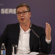 VUČIĆ O SVIM AKTUELNIM TEMAMA: Pred nama su teški razgovori u septembru! Srbija je na DOBROM PUTU (FOTO/VIDEO)