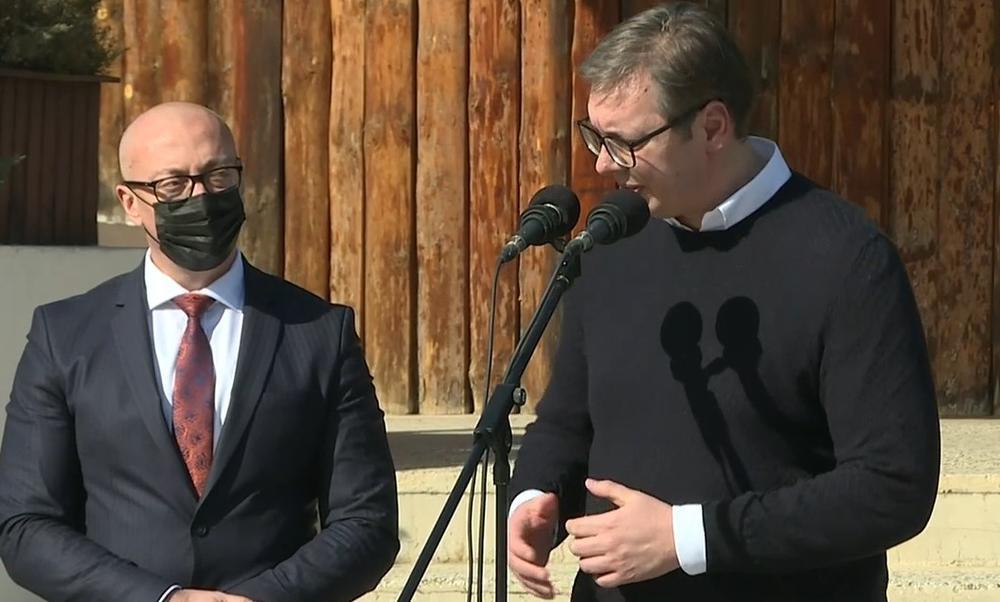 UŽIVO VUČIĆ U KURŠUMLIJI: Srbija će biti šokirana onim što će da sazna i vidi! Jedini sam u Predsedništvu koji nema antitela
