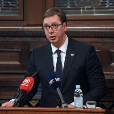 (UŽIVO) Vučić iz Vrginmosta: Došao sam da bismo napravili bolje odnose između Srbije i Hrvatske