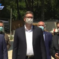Vučić obišao radove na izgradnji Dedinja 2: Otvaranje najmodernije bolnice u Evropi na Vidovdan (VIDEO)