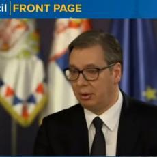Vučić razgovarao sa predstavnicima Atlantskog saveta: Od Beograda ne čujete nikakve ucene, a od Prištine stalno (VIDEO)
