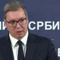 Vučić nakon sastanka sa predstavnicima Srba sa KiM: Pokazaćemo da je snaga srpske države veća nego dosad (FOTO/VIDEO)