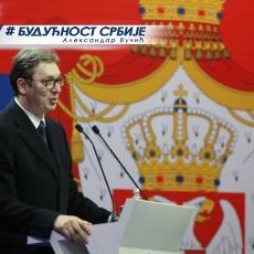 BUDUĆNOST SRBIJE U BORSKOM OKRUGU - Vučić: Plan je da za godinu uložimo 50 miliona evra u ceo okrug (FOTO)