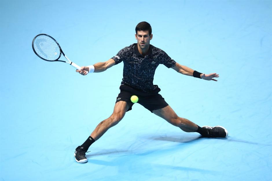 Osveta Zvereva: Novak bez titule na ATP finalu