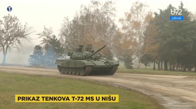 Očekujemo još tenkova, još BRDM-ova
