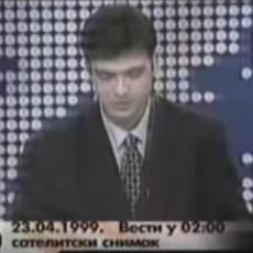 (UZNEMIRUJUĆ VIDEO) GODINE PROLAZE, A TUGA NE PRESTAJE! Pre 22 godine ubijeno je 16 radnika RTS-a za vreme NATO bombardovanja