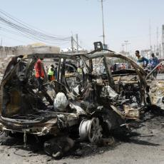 (UZNEMIRUJUĆI FOTO) Jaka eksplozija u Avganistanu usmrtila četrnaestoro ljudi, na desetine povređeno!