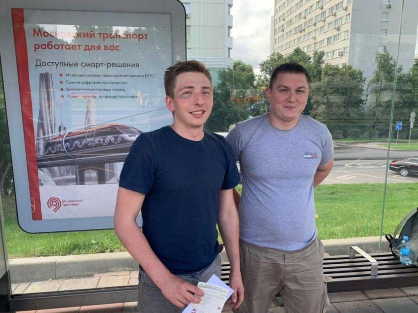 (UZNEMIRUJUĆI SNIMAK) RUSKI NOVINARI UHAPŠENI U BELORUSIJI NA PROTESTIMA: Minsk tvrdi da su pijani organizovali nerede!