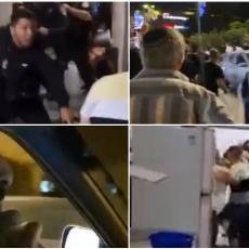 (UZNEMIRUJUĆI VIDEO) DAJTE MI ADRESE ARAPA U NETANIJI Zastrašujući snimci sa izraelskih ulica i zgrada