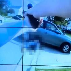 (UZNEMIRUJUĆI VIDEO) HAOTIČNE SCENE IZ SAD: Policija ubila maloletnicu (16), potegla nož na dve devojke