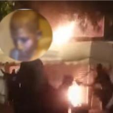 (UZNEMIRUJUĆI VIDEO) IZRAELSKI DOKTOR SPASIO ARAPSKOG DEČAKA: Napadači su bacili Molotovljev koktel na kuću gde su bila deca!