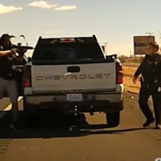 (UZNEMIRUJUĆI VIDEO) POLICAJAC BRUTALNO UBIJEN NA PUTU: Bandita je ipak stigla ruka pravde, nije odmakao daleko