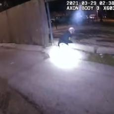 (UZNEMIRUJUĆI VIDEO) POLICIJA OBJAVILA SNIMAK UBISTVA DEČAKA (13): Adam upucan u trenutku kada je podizao ruke