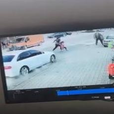 (UZNEMIRUJUĆI VIDEO) STRAVIČNA TRAGEDIJA U NOVOM PAZARU - VOZIO 15Okm/h: Uhapšen vozač koji je pokosio majku i ćerku