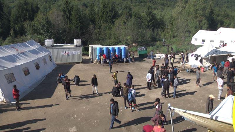 Ubijen migrant, dva povrijeđena u sukobu u kampu Vučjak