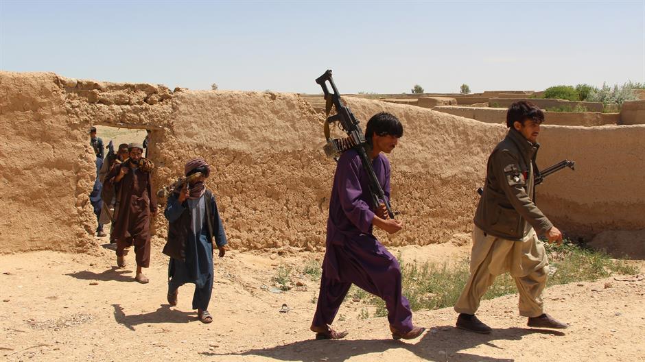 Ubijeno 13 policajaca i vojnika u napadu talibana