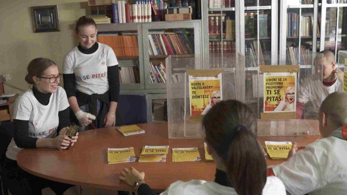 Učenici učestvuju u planiranju lokalnog budžeta