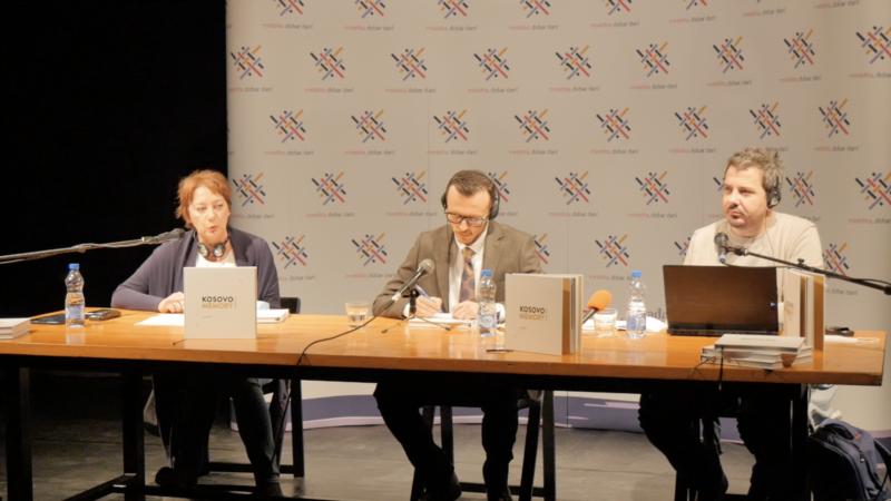 Učesnici debate na festivalu Mirdita: Politika pokušava da podeli baštinu na albansku i srpsku