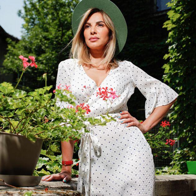 Udala se i NESTALA: Jedna od najlepših žena estrade Marina Tadić posvećena je samo jednom