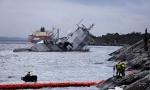 Udar koji je potopio norvešku fregatu od milijardu evra tokom vojnih manevara NATO-a (VIDEO)