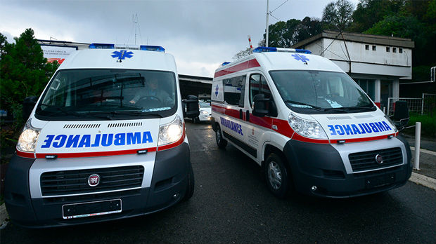 Udes kod Užica – jedna osoba poginula, dve teže povređene