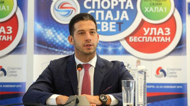 Udovičić: Organizacija SP u atletici je ogroman uspeh za Srbiju