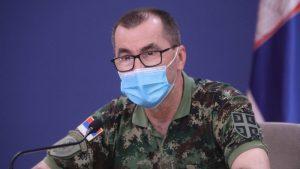 Udovičić: Popunjeni svi bolnički kapaciteti osim u Batajnici