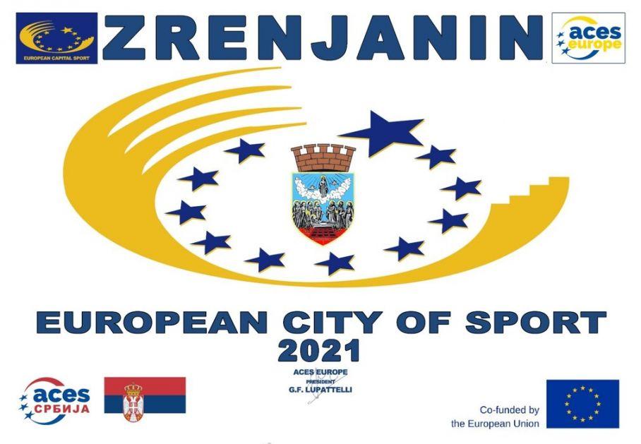 Udovičić čestitao Zrenjaninu na statusu Evropskog grada sporta 2021. godine