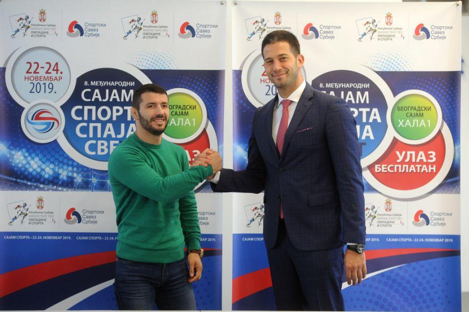 Otvoren 8. Međunarodni sajam sporta