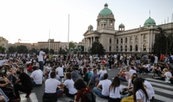 Udruženi gradjanski pokreti pozvali civilni sektor da predvodi promene u Srbiji