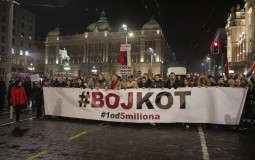 Udruženje 1 od 5 miliona donelo Sporazum sa narodom Živkoviću u parlament