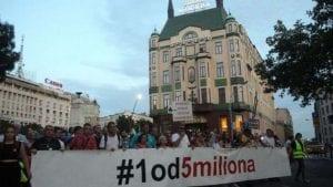 Udruženje 1 od 5 miliona pozdravlja odluku SZS da krene u kampanju u kojoj poziva na bojkot