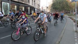 Udruženje biciklista: Stavljena meta na bicikliste